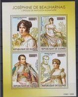 Guinée 2015 Napoléon Bonaparte Joséphine - Napoleon