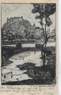 AK 0148  Salzburg ( Künstlerkarte ) - Verlag Kerber Um 1905 - Salzburg Stadt