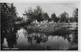 AK 0148  Wigstadtl ( Vitkov ) - Stadtpark ( Mährisch-Schlesien ) / Verlag Grohmann Um 1941 - Schlesien