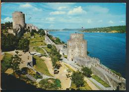 °°° 13271 - TURKEY - ISTANBUL - FORTERESSE DE RUMELIHISARI - 1969 °°° - Turchia