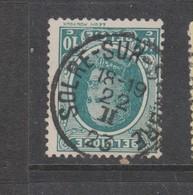 COB 194 Oblitération Centrale SOLRE-SUR-SAMBRE Dispersion D'un Ensemble Houyoux Oblitérations Concours - 1922-1927 Houyoux