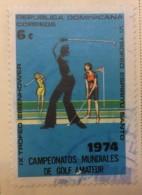 DOMINCAN REPUBLIC - (O) - 1974 - # 729/730 - Dominican Republic