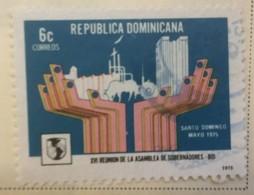 DOMINCAN REPUBLIC - (O) - 1975 - # 740 - Dominican Republic