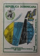 DOMINCAN REPUBLIC - (0) - 1973 - # C 208 - Dominican Republic