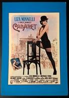 CARTOLINA CABARET - Cinemania