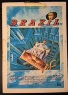 SCHEDA CIAK BRAZIL - Merchandising