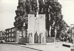 Mortsel : Standbeeld Lieven Gevaert - Mortsel