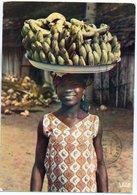 AFRIQUE EN COULEURS - MARCHANDE DE BANANES / COTE D'IVOIRE THEMATIC STAMP-INTERNATIONAL WOMAN YEAR - Costa D'Avorio