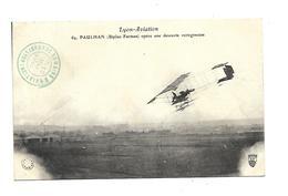 69 Lyon Aviation  Paulhan  Descente Vertigineuse 1910 - Autres