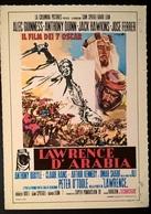 SCHEDA CIAK LAWRENCE D'ARABIA - Cinemania