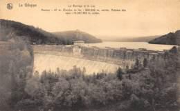 LA GILEPPE - Le Barrage Et Le Lac - Gileppe (Stuwdam)