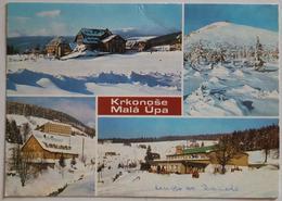 Krkonose Mala Upa - Ceskoslovensko (CZECH REPUBLIK) - Zotavovny ROH Horec A Druzba  Vg - Repubblica Ceca