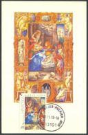 Croatia, 1998, Julije Klovic, Giorgio Giulio Clovio - Croata, Rare Maxicard - Croazia