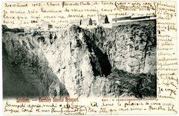 Lessines. Carrière Société Brassart. Lessen. Steengroeve Maatschappij Brassart. Circulé En 1902. Verstuurd In 1902. - Lessines