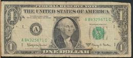 °°° USA - 1 $ DOLLAR 1953 °°° - Stati Uniti