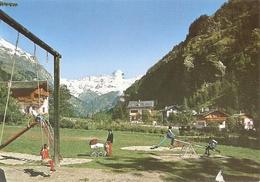 83/FG/19 - AOSTA - GRESONEY ST. JEAN : Parco Giochi - Italia