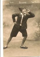 THOMEREY  Petit Poucet Gaieté - Artiste Enfant Carte Photo - Entertainers