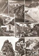 86/FG/19 - AOSTA - COURMAYEUR: Vedutine - Italia