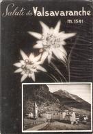 88/FG/19 - AOSTA - VALSAVARANCHE: SALUTI DA - Italia