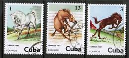 CUBA  Scott # 2433-8 VF USED (Stamp Scan # 448) - Cuba