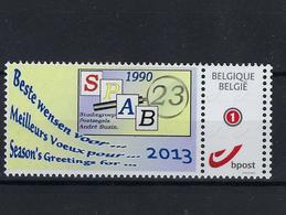 DOUSTAMP Studiegroep Postzegels André Buzin 2013 MNH ** POSTFRIS ZONDER SCHARNIER SUPERBE - Belgique