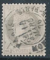 N°52 BEAU CACHET A SATE. - 1871-1875 Ceres
