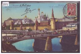 MOSCOU - LE KREMLIN - TB - Russie