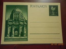 Entier Postal D Allemagne Avec Illustration - Deutschland
