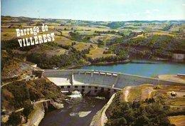 Amenagement De La Loire Au Sud De Roanne Barrage De Villerest 1986  CPM Ou CPSM - Roanne
