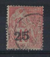 MADAGASCAR           N°  YVERT   3  ( Signé )   OBLITERE       ( O   3/ 43 ) - Madagascar (1889-1960)