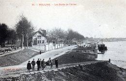 03 -  Moulins Les Bords De L'allier - Moulins
