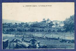 CPA ALGERIE - JEMMAPES - LE FAUBOURG DE L'AVENIR - Autres Villes