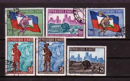 435c * HAITI * CHICAGO 1959 * GESTEMPELT ** !! - Haiti