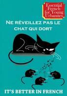 24A : Cats And Rats Advertisement Postcard - Cats