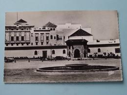 Le Palais Royal - RABAT ( Cap - 980 ) Anno 19?? ( See / Voir Photo ) ! - Rabat