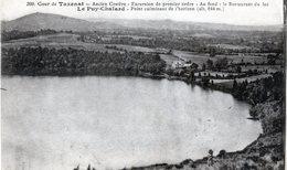 63 - Gour De Tazenat Le Puy Chalard - France