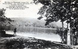 63 - Gour De TAZENAT (versant Est) Ancien Cratère - Lac - Alt.610m - France