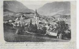 AK 0149  Mariazell Vom Calvarienberg Um 1899 - Mariazell