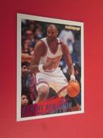 876-900 : TRADING CARD BASKET FLEER 94-95 NBA : N°144 BENOIT BENJAMIN - Other Playing Cards