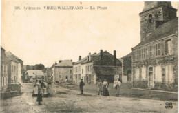 ARDENNES 08.VIREU WALLERAND LA PLACE - France
