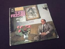 Vinyle 33 Tours  Tino Rossi  Les Plus Beaux Tangos Du Monde (1967) - Vinyles