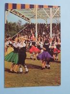 Festival De Danses Populaires à OPOETEREN Limbourg ( Edit. Est-Ouest ) Anno 19?? ( See / Voir Photo ) ! - Maaseik