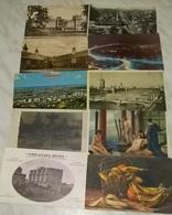 10 CARTOLINE ESTERO  (772) - Cartoline