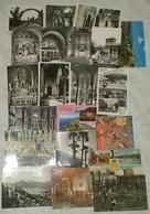 20 CARTOLINE ESTERE   (774) - Cartoline