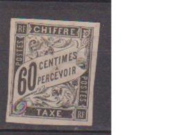 EMISSIONS GENERALES            N°  YVERT  :     TAXE 11    NEUF AVEC  CHARNIERES      ( Ch 1/02  ) - Portomarken
