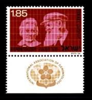 ISRAEL, 1975, Unused Hinged Stamp(s),  With Tab, Gerontology, SG Number 607, Scan Number 17446, - Israel