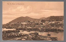 CHINE - CARTE POSTALE - THE FU RIVER AT WUCHOW-FU - NEUF - TB - PL5 - Chine