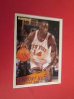 "901-925 : TRADING CARD BASKET FLEER 94-95 NBA : N°156 ANTHONY ""Franc""  MASON - Other Playing Cards"
