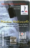 N°04 / TÉLÉCARTE 1998 LA MARINE NATIONALE  50 U  - 600.000 EXP / VOIR DOS - Armée