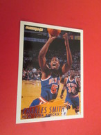 901-925 : TRADING CARD BASKET FLEER 94-95 NBA : N°159 CHARLES SMITH - Other Playing Cards